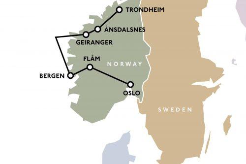 Norwegian-panorama-map